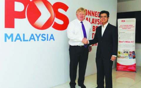 Tigers teams up with Pos Malaysia to offer cross border e-fulfilment solutions in Asia